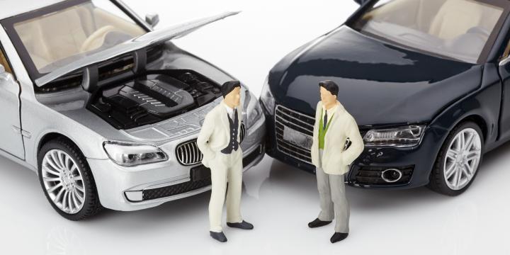 交通事故の過失割合の基礎知識と納得できない場合の対処法