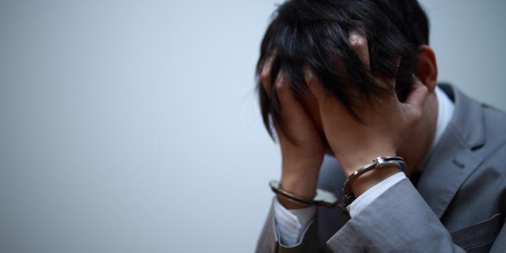 離婚調停中に配偶者が逮捕・勾留された場合