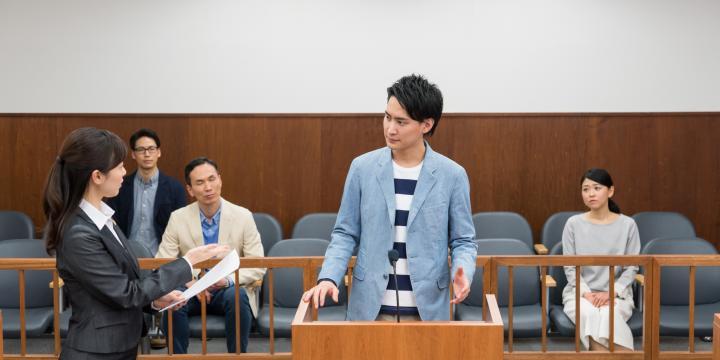 刑事裁判の証人として裁判で証言する場合の注意点