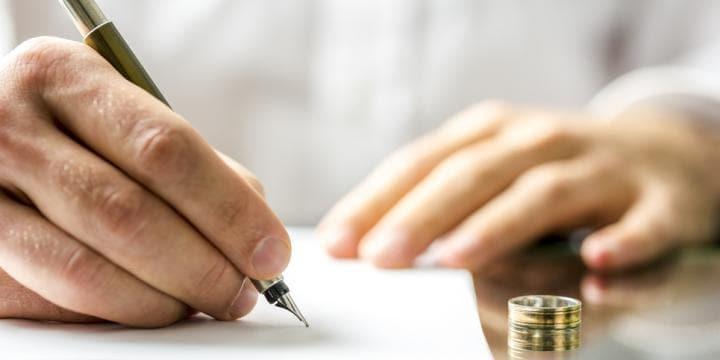 離婚調停申立書・陳述書の書き方