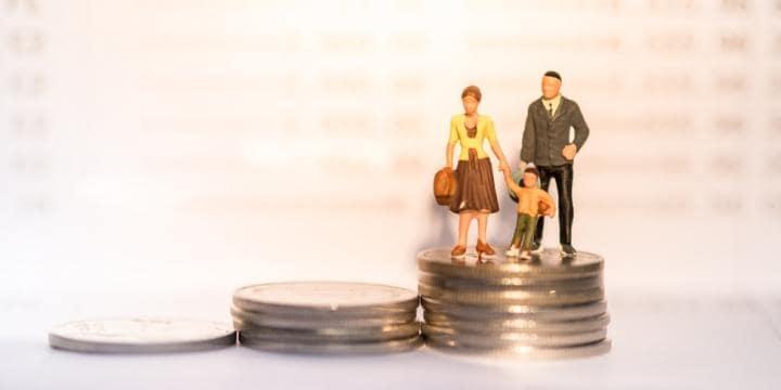 お金と家族