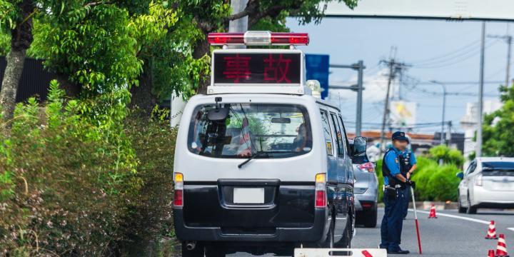 交通事故で警察の事故処理を終えたらすぐに確認することと始める手続き