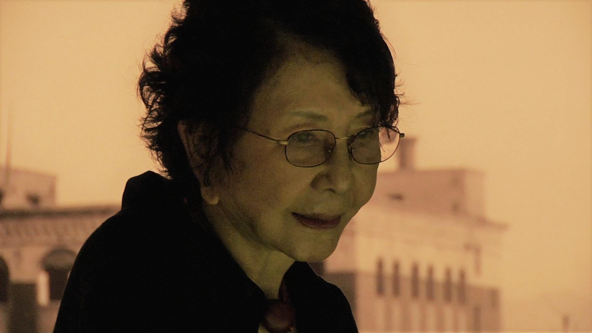渡辺美佐子さん(C)「誰がために憲法はある」製作運動体