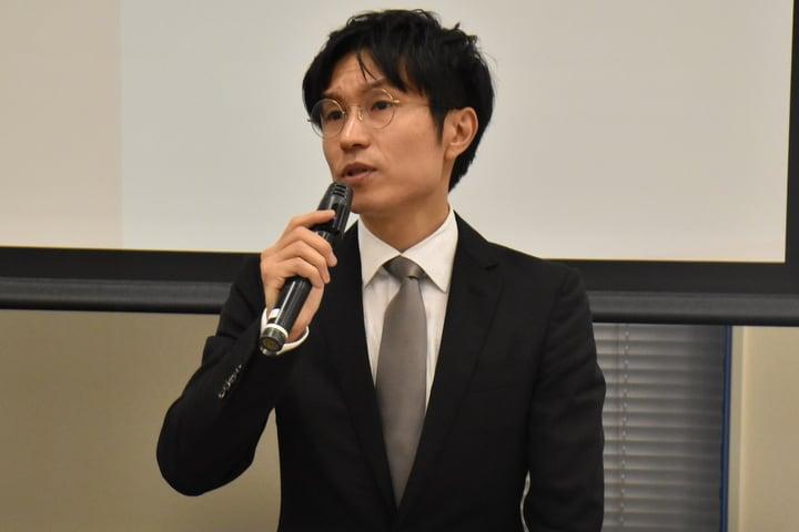 名前と顔を出しての発信に踏み切った西村祐二さん