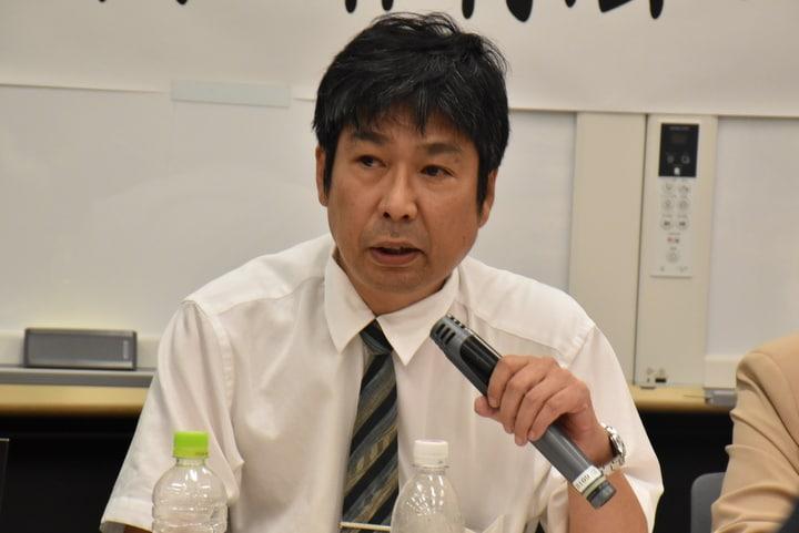 日本大学の広田照幸教授