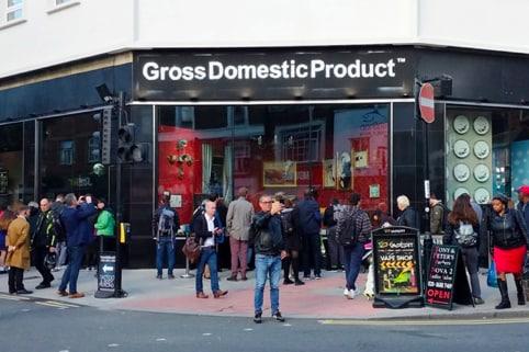 Gross Domestic Produc