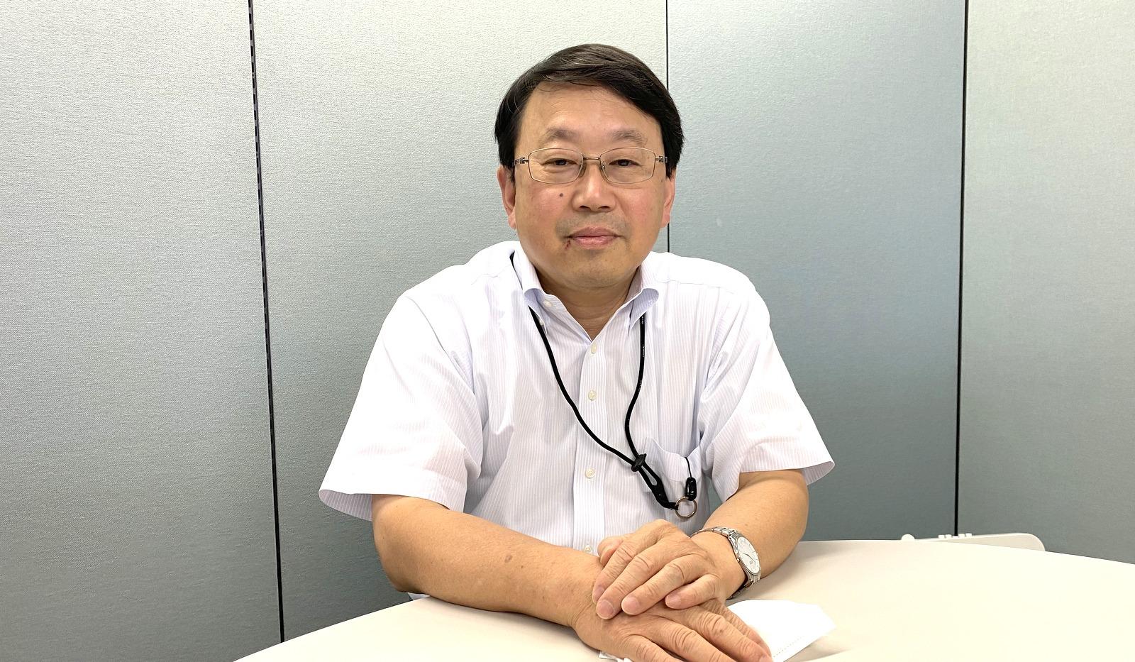 NPO法人千葉こどもサポートネットの米田修理事長