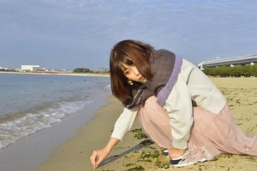 大塚咲さん(提供)