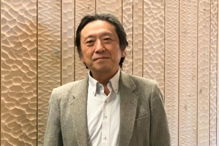 舞台製作者・作家の長吉秀夫さん
