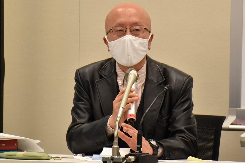 田川英信事務局次長(弁護士ドットコム撮影)