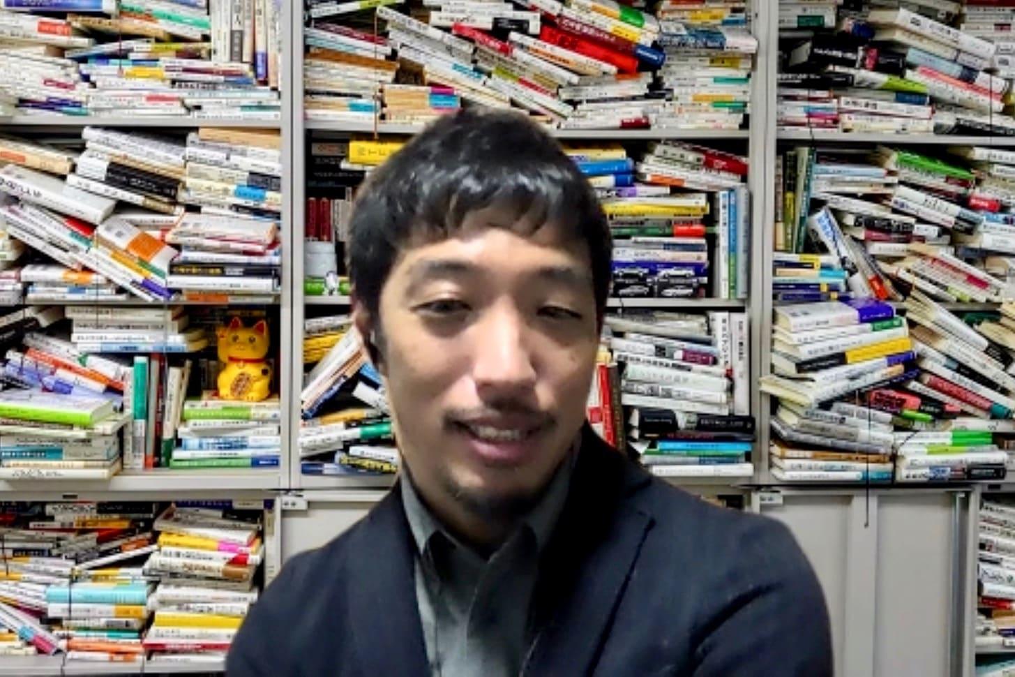 西田准教授