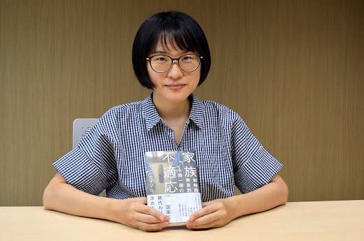 インベカヲリ☆さん(9月15日、東京都内、弁護士ドットコム撮影)